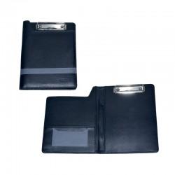 Clipboard dublu lux A5 Daco negru