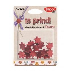 Pioneze decorative 1.5cm - set 12 bucati