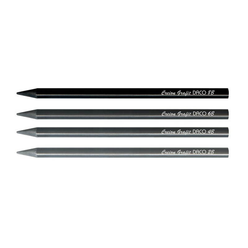 Creion grafit fara lemn 2-8B Daco