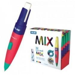 Set 3 creioane mecanice compacte de 0.7 mm