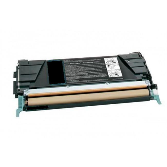 Cartus Toner 00c5220k/c/m/y Compatibil Lexmark Culoare: Black