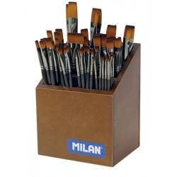 Display pensule profesionale 485- 68 bucati seria 321 Milan