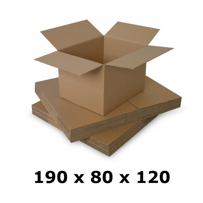 Cutie carton E 190 x 80 x 120