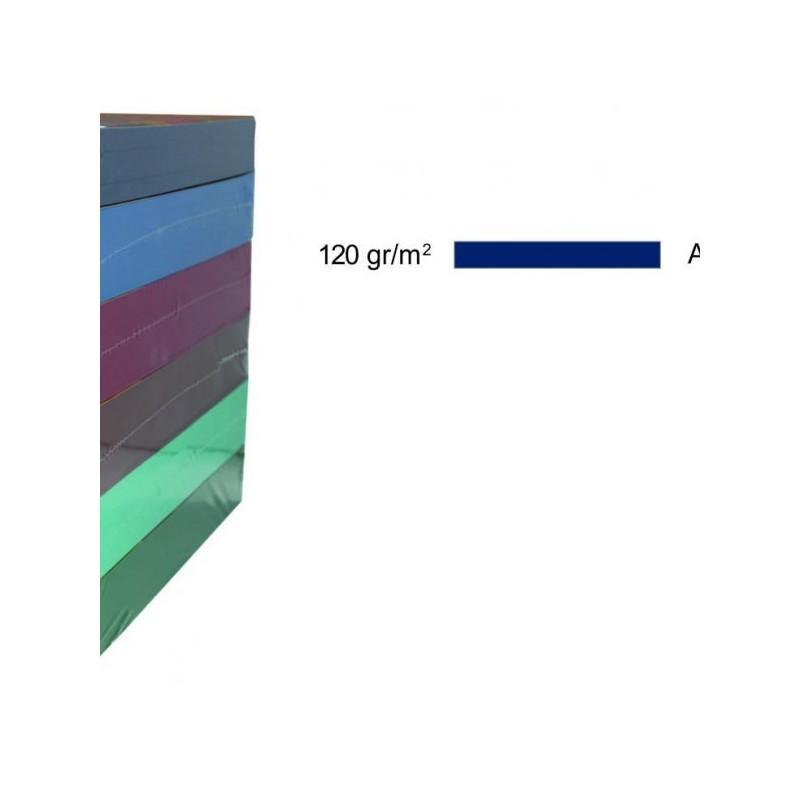 Carton Albastru safir 120 gr A4 Daco, 250 coli
