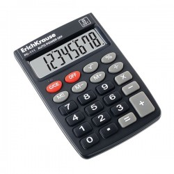 Calculator de birou PC-111, LCD, 8 digits