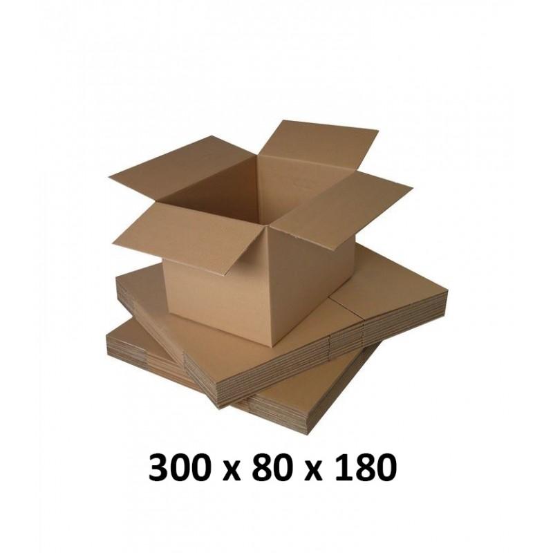 cutie carton 300 x 80 x 180 natur ondula c. Black Bedroom Furniture Sets. Home Design Ideas