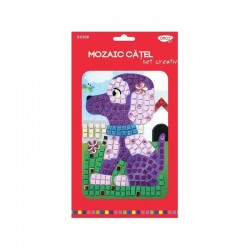 Set creativ mozaic Catel, set 6