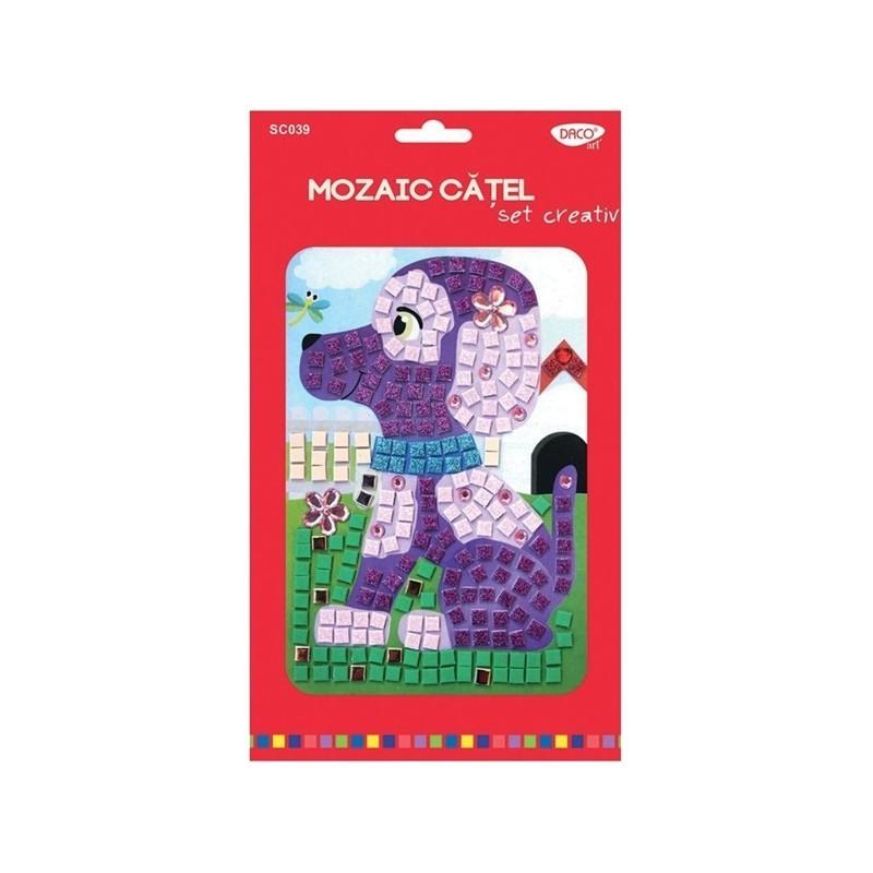 Set creativ mozaic Catel, set 6