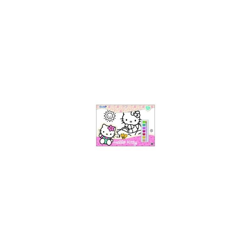 Set desen Hello Kitty pentru copii