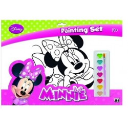 Set creativ copii, A3, Minnie