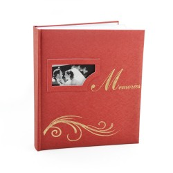 Album foto Wedding Memories spatiu notite, 64 pagini, 29x32 cm