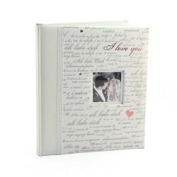 Album foto Modern Love personalizabil spatiu notite, 60 pagini, 29x32 cm