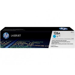 HP Toner CE311A original Cartus HP 126A Cyan