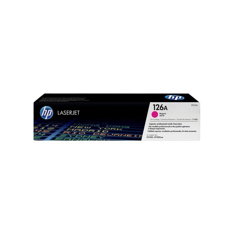 Toner HP 126A Magenta LaserJet CE313A