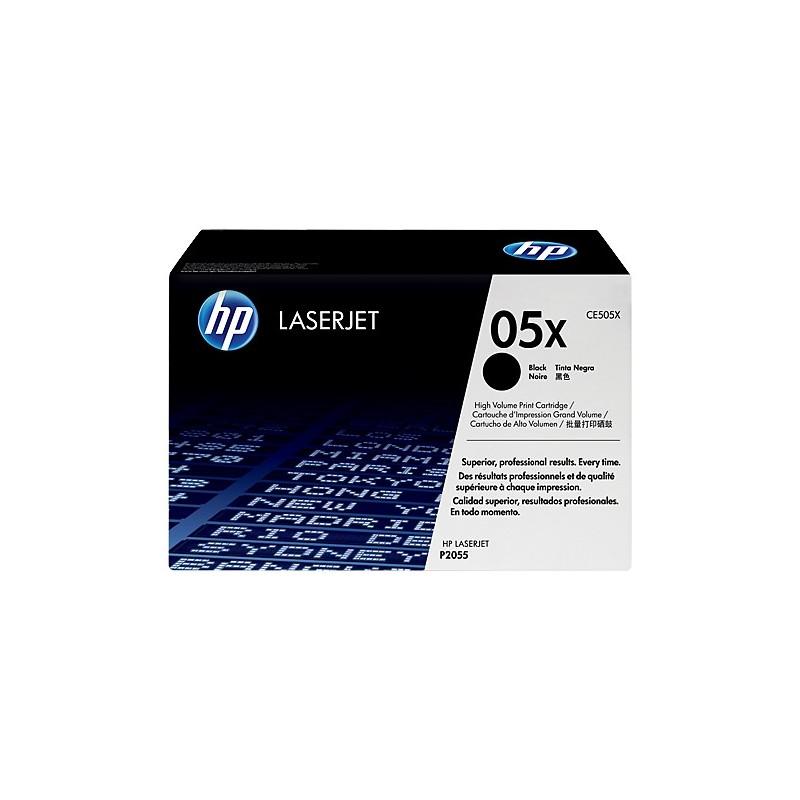 Toner HP 05X negru LaserJet CE505X