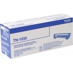 Toner original TN-1030 negru pentru Brother (1000 pagini)