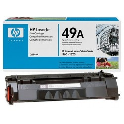 Toner Q5949A black original HP 49A