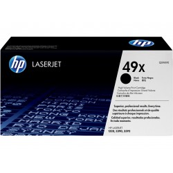 Toner Q5949X black original HP 49X de capacitate mare