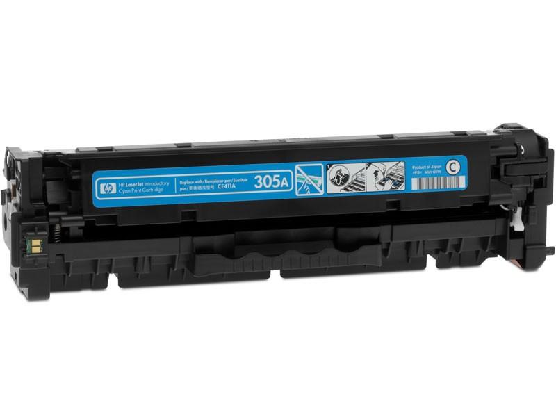 Cartus Toner 305a Compatibil Hp Culoare: Cyan