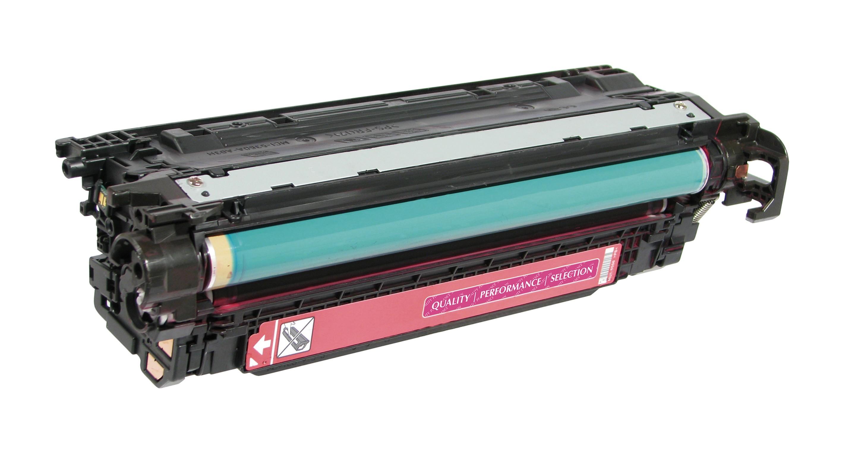 Cartus Toner 504a  507a Compatibil Hp Culoare: Magenta