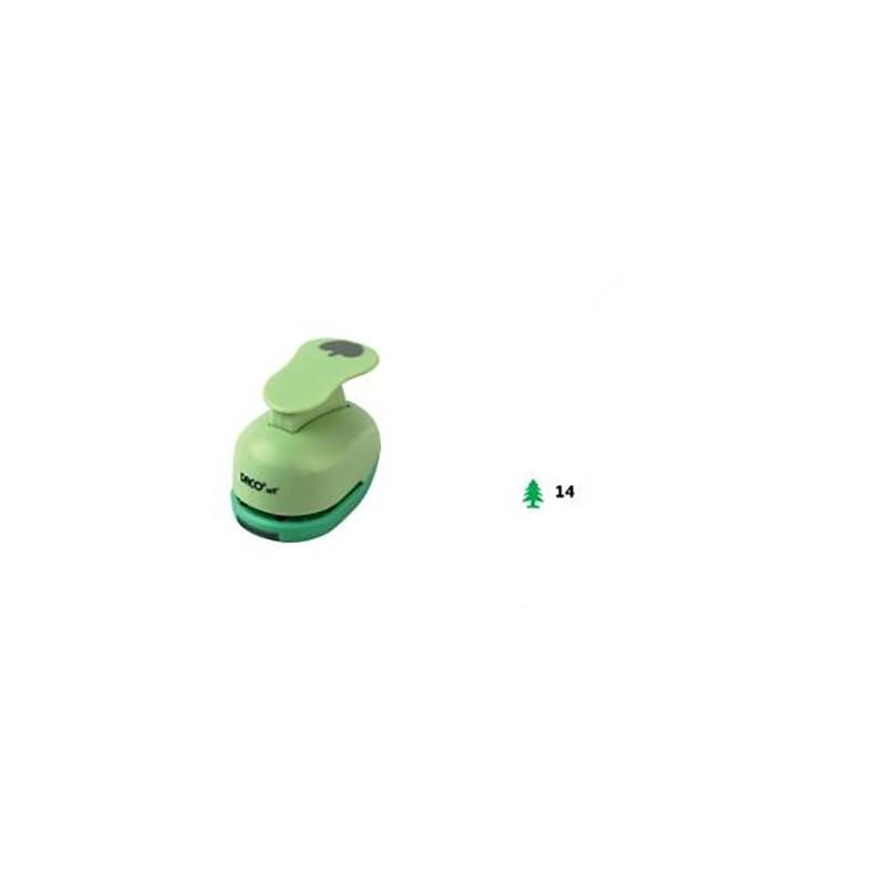 Perforator hartie Hobby diametrul 1.8 cm