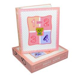 Album foto roz pentru fete