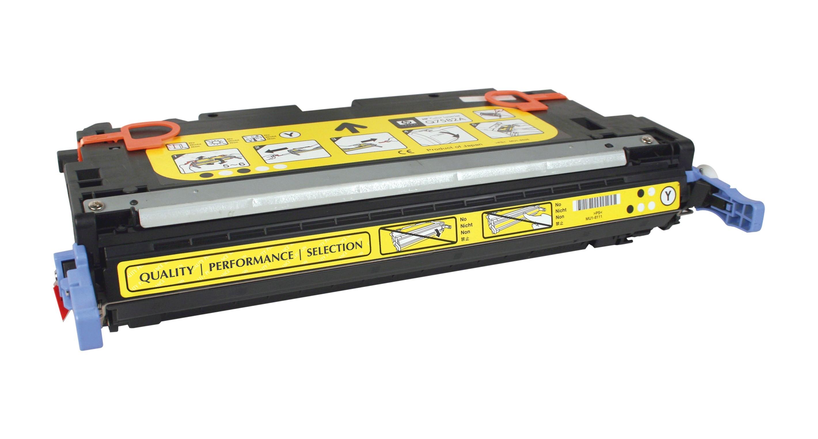 Cartus 314a C/y/m Compatibil Hp Remanufacturat Culoare: Yellow
