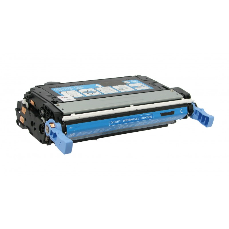 Cartus toner 643A C/Y/M compatibil HP remanufacturat