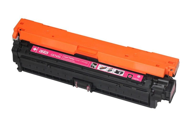 Cartus 307a C/y/m Compatibil Hp Remanufacturat Culoare: Magenta
