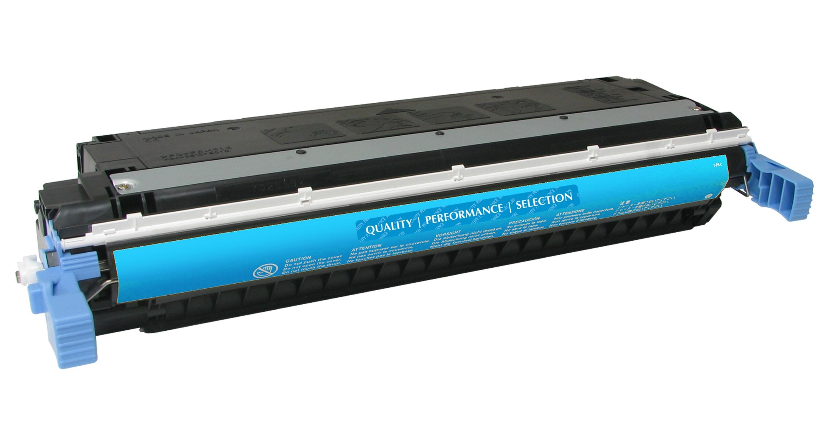 Toner 645a C/y/m Compatibil Hp Remanufacturat Culoare: Cyan