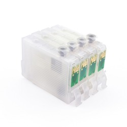 Cartuse reincarcabile Epson T0711, T0712, T0713, T0714