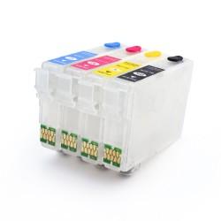 Cartuse reincarcabile pentru Epson T1621 T1622 T1623 T1624