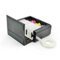 Rezervoare sistem CISS modern extern, 4 culori