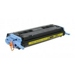 Toner compatibil CRG 707CYM Yellow pentru Canon LBP5000