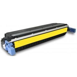 Toner compatibil CRG 711CYM Yellow pentru Canon LBP5300 5360
