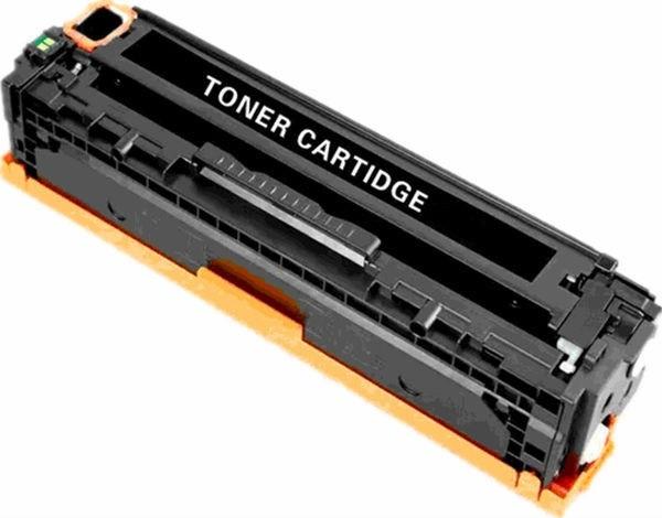 Toner Color Crg-731 B/c/y/m Compatibil Canon Remanufacturat Culoare: Black