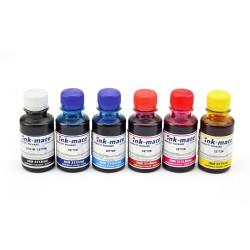 Cerneala refill pentru cartuse HP 6 culori