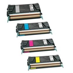 Toner Lexmark C734, C736, X734, X736, X738 Compatibil