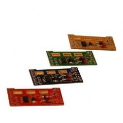 Chip TO-A0WG08J Yellow compatibil Minolta 30000 pagini