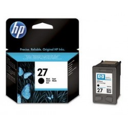 Cartus original HP27 Black HP 27 C8727AE