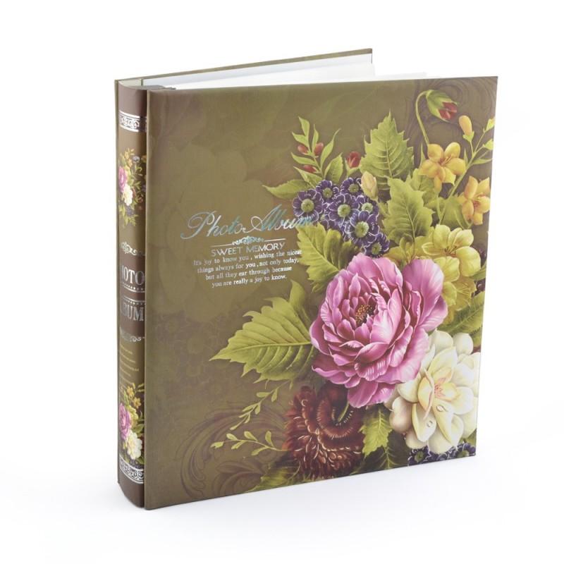 Album foto Sweet Memory floral 490 poze, 31x35 cm