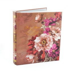 Album foto Sweet Memory motive florale 490 fotografii, format mare