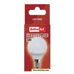 Bec LED SMD E14 5W lumina calda, ActiveJet