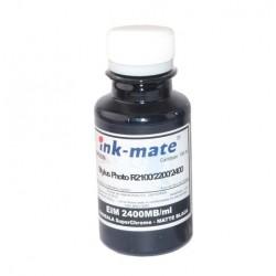 Cerneala SuperChrome Matte Black pigment pentru Epson R2100 R2200 R2400