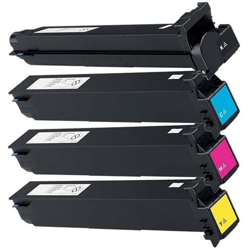 Cartus Toner Tn-210 K/c/y/m Compatibil Konica Minolta Culoare: Magenta