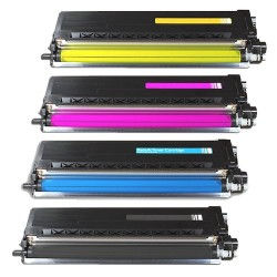 Cartus Toner TN325 C/Y/M/BK compatibil Brother remanufacturat