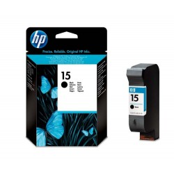 Cartus original HP15 Black HP 15
