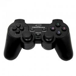 Gamepad USB pentru PC, Playstation 3, cu vibratii , Esperanza