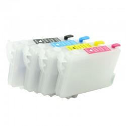 Cartuse reincarcabile Epson T0551, T0552, T0553, T0554