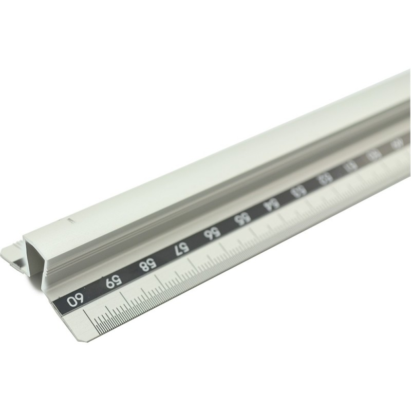 Rigla profesionala din Aluminiu 60 cm